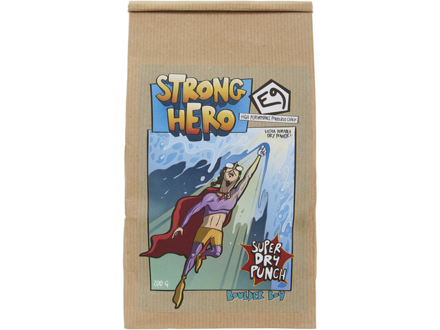 E9 Strong Hero Magnesium Carbonate Hydroxide 400g